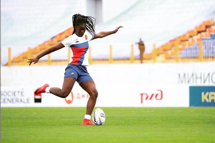 Portrait de rugbywomen: Nassira Konde, la jeune pépite bleue