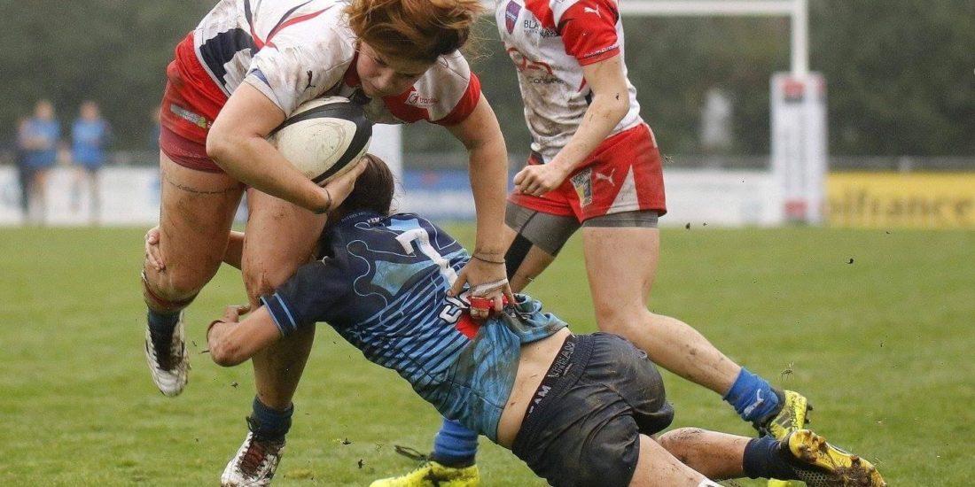 Top 8 Rugby féminin
