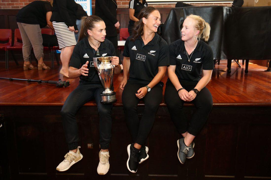 Des contrats professionnels pour les Black Ferns : un accord historique pour le rugby féminin