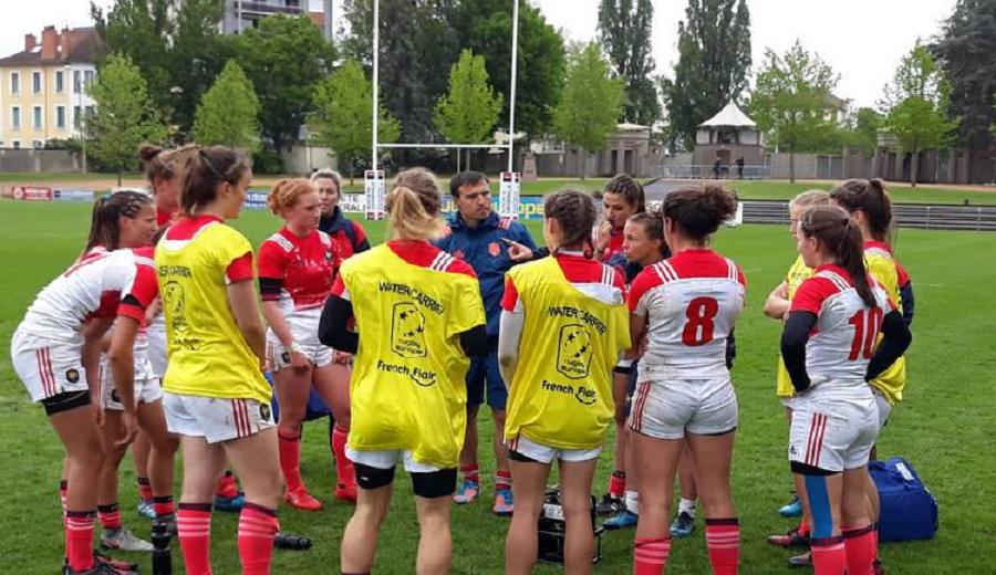 France 7s U18 : Stage préparatoire