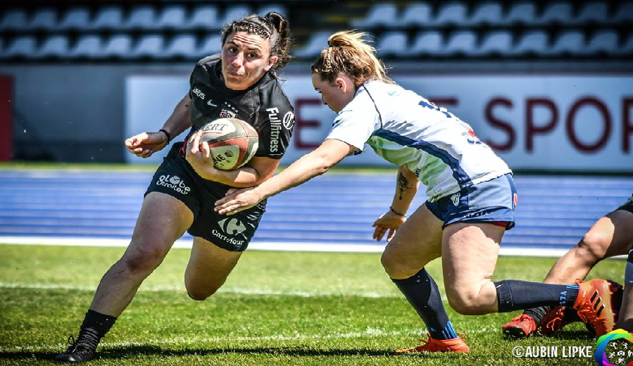"TOP8, Roxane Bilon (Stade Toulousain) ""Ça va être un super match"""