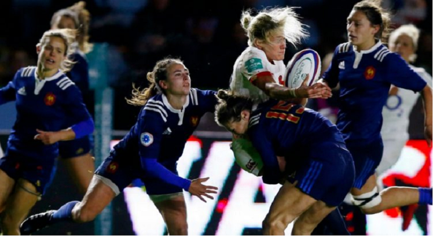WRWC: Angleterre – France, Le cœur Vs La Rose