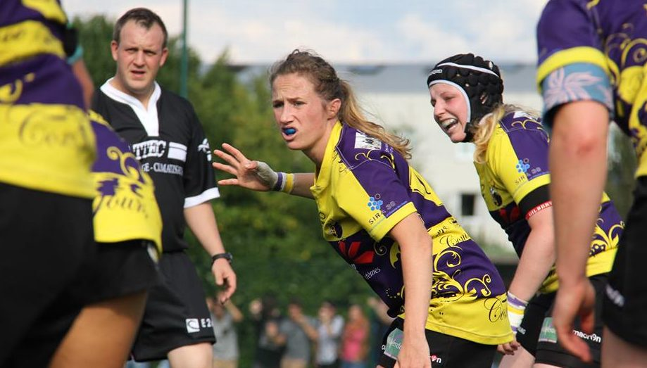 Peut-on être rugbywoman et maman  ?