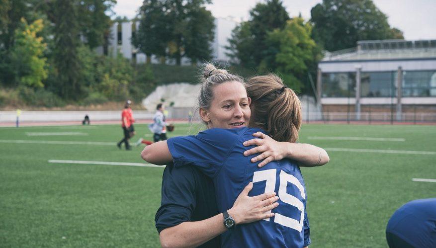 Portrait d'entraîneur : Anaïs Lagougine