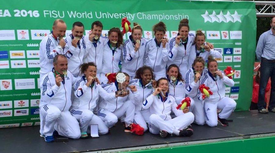 France7s Universitaire : Championnes du monde !