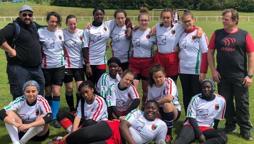 Le Rugby Club Montreuillois Féminin : transmetteur des valeurs du rugby
