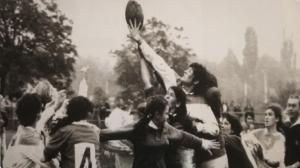 « L'épopée du rugby féminin