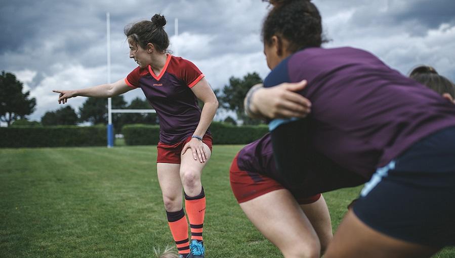 Quand Décathlon mise sur le rugby féminin