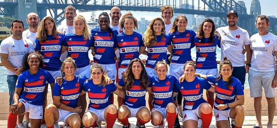 France 7 : 4ème place à Sydney