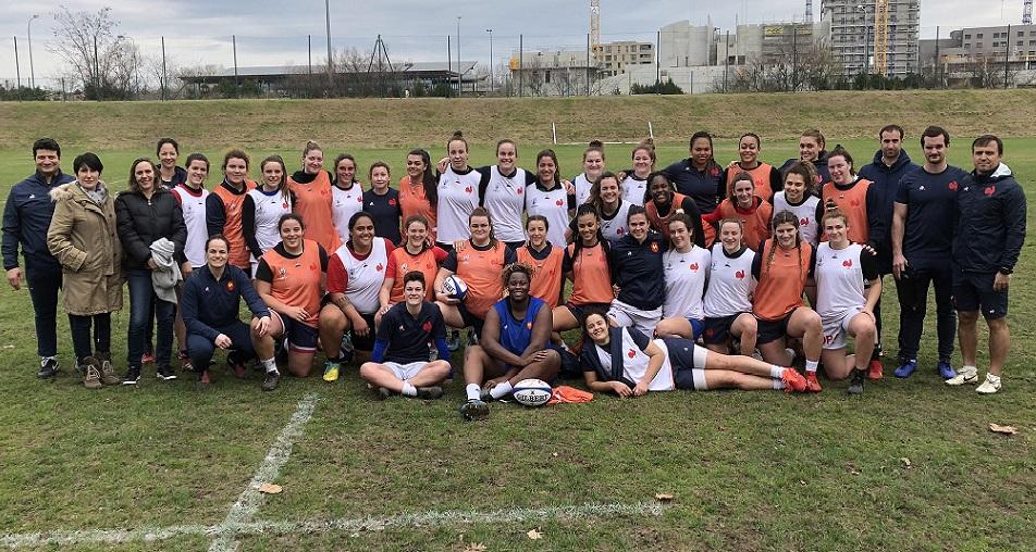 L'équipe de France U20 en tournée d'été aux États Unis