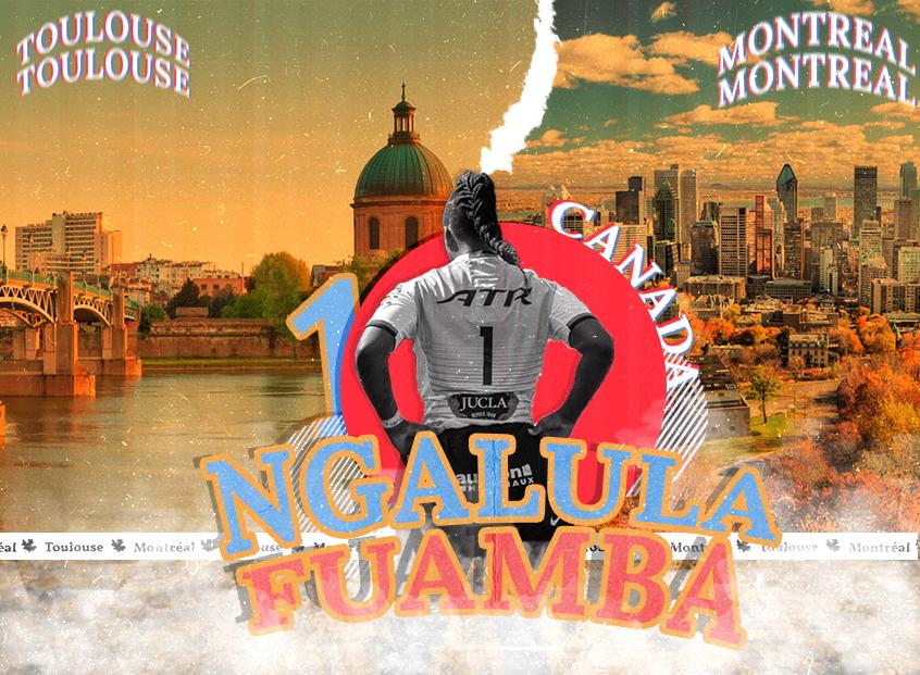 Du Québec au Stade Toulousain, témoignage de Ngalula Fuamba