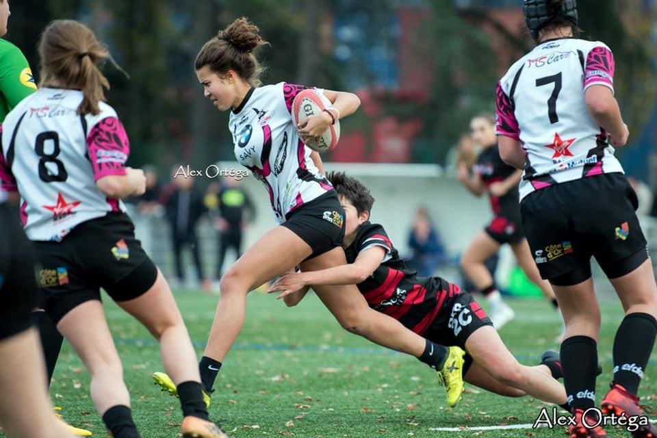 Promu en Elite 2 le Rugby Féminin Dijon Bourgogne recrute