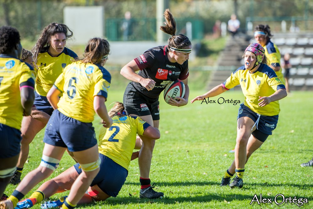 Camille Jeannin Lou Rugby