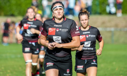 Le bilan de fin de saison de Camille Jeannin capitaine du Lou Rugby Féminin