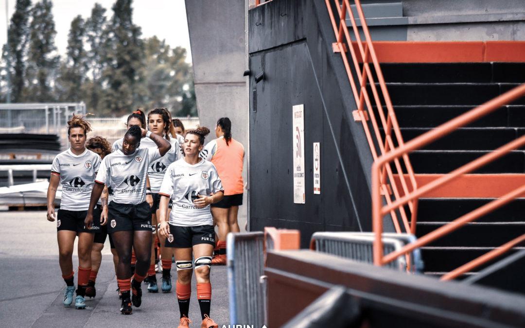 """Roxane Bilon (Stade Toulousain Féminin) : """"On espérait vraiment aller au bout cette année"""""""