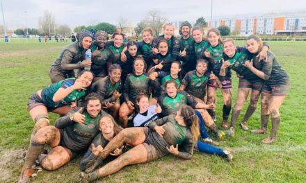 """Rugby Club La Valette : """"une joie immense de faire remonter le RCVRGP au plus au niveau"""" (Marie Micallef)"""