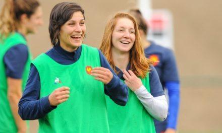 XV de france féminin : l'équipe type
