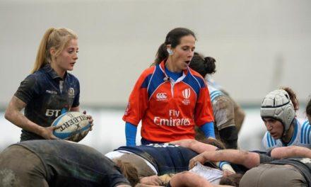 """Marie Lematte : """"L'équipe de France est très forte parce qu'elle est disciplinée"""""""