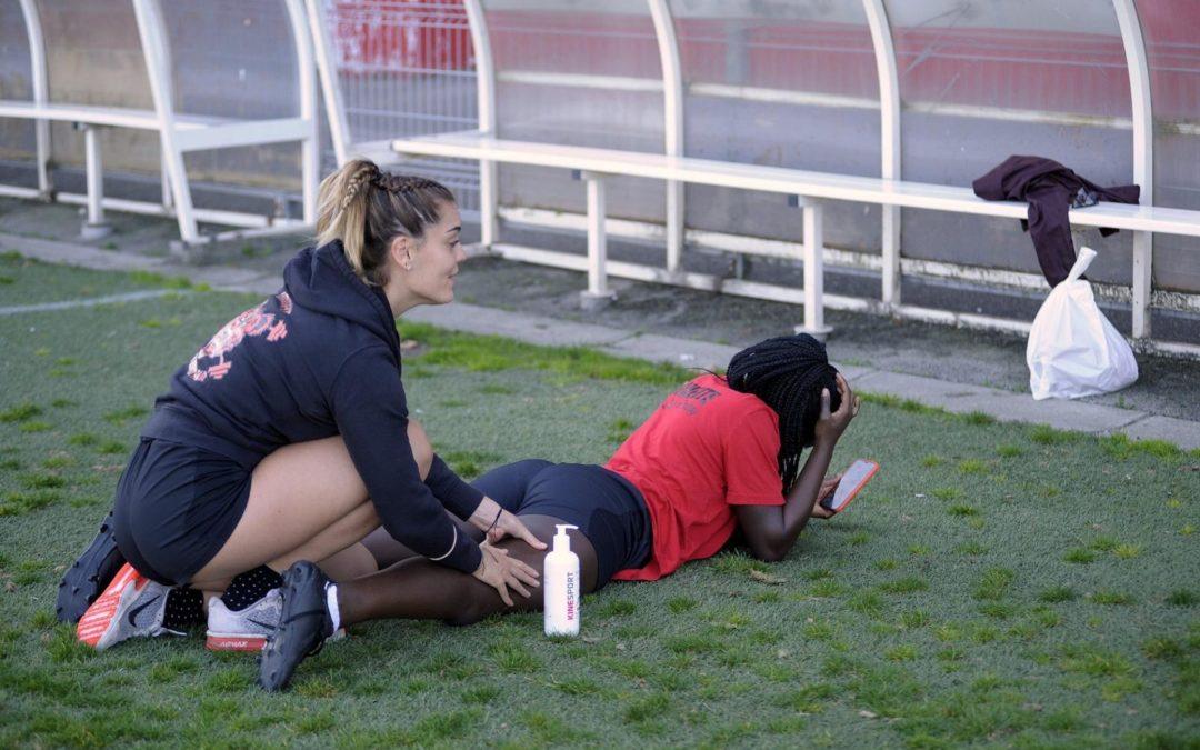 Gabrielle Denis (préparatrice physique de l'AC BOBIGNY) : réduire son stress pour être plus performant