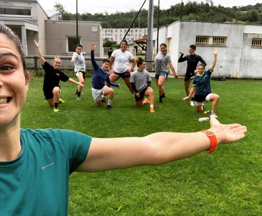 ASM Romagnat Rugby Féminin