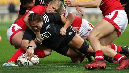 TEST-MATCH: Les Néo-Zélandaises dominent et les Anglaises récitent