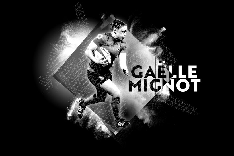 World Rugby Award : Gaëlle Mignot nominée !