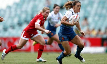 Sydney 7s: Les Françaises en 1/4 de finale !