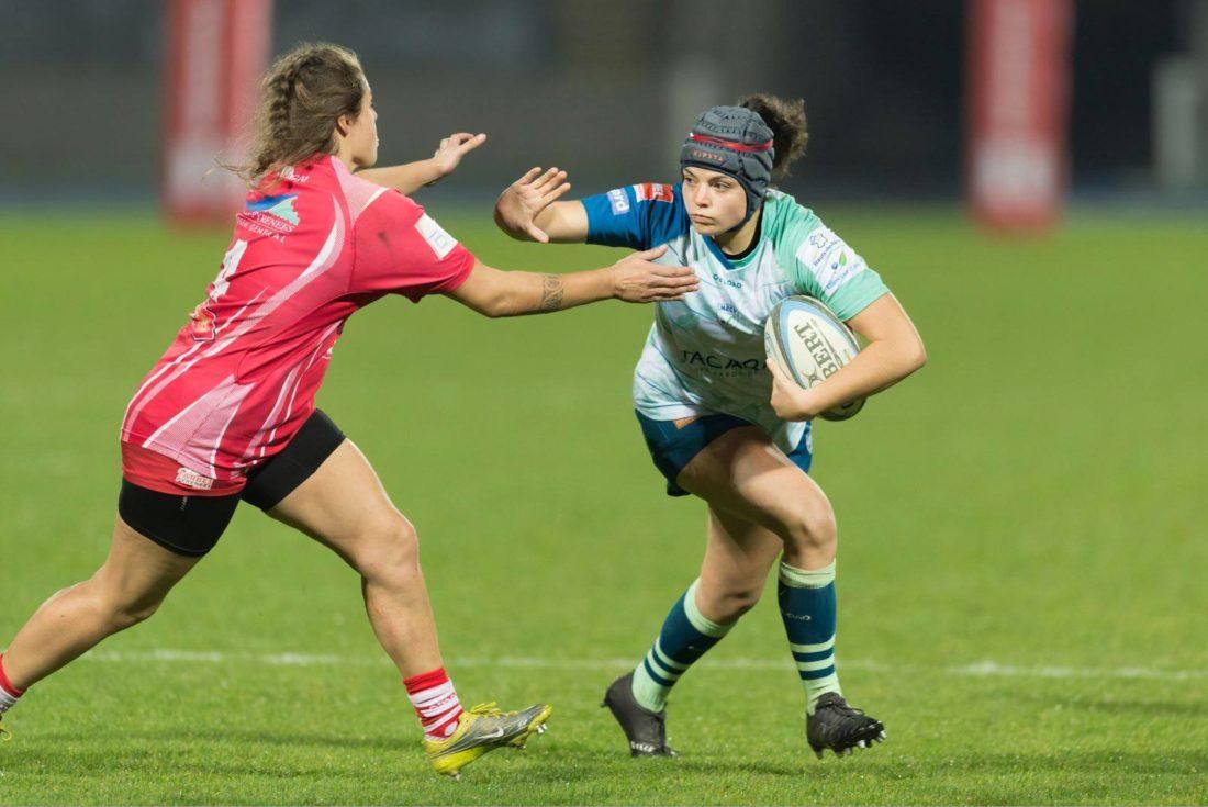 club de rugby féminin