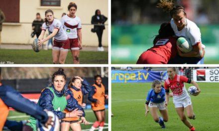 Stage XV de France : 4 nouvelles