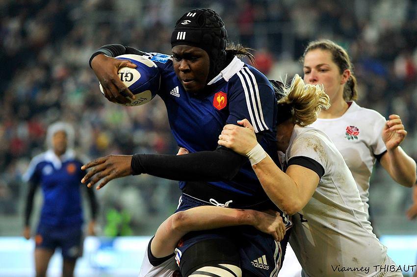 Portrait de Rugbywoman : Assa Koita, une belle carrière qui prend fin [ PART 1 / 2 ]