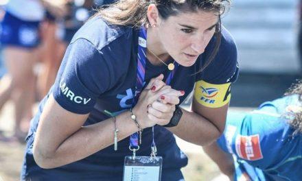 Alexandra Pertus : être coach, c'est transformer les doutes des joueuses en force de caractère