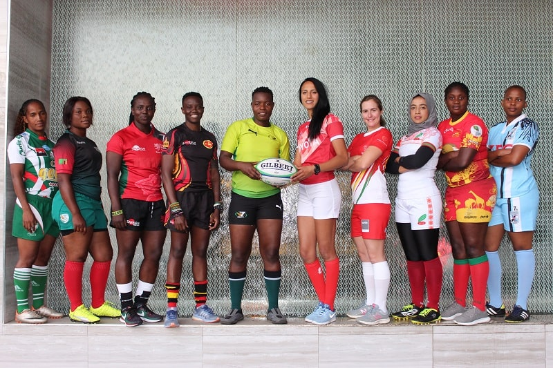 Rugby Afrique lance sa Commission Consultative du Rugby Féminin