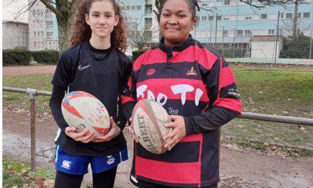 La section rugby du lycée Nelson Mandela de Poitiers