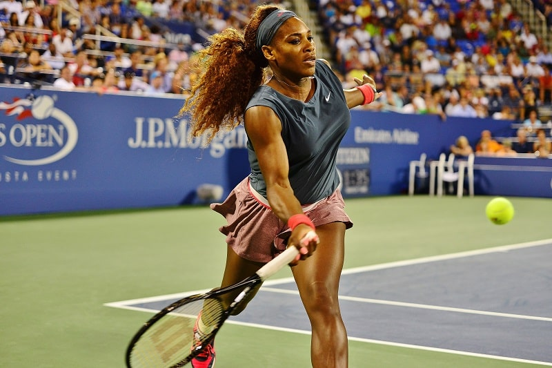 serena williams @Edwin Martinez from The Bronx