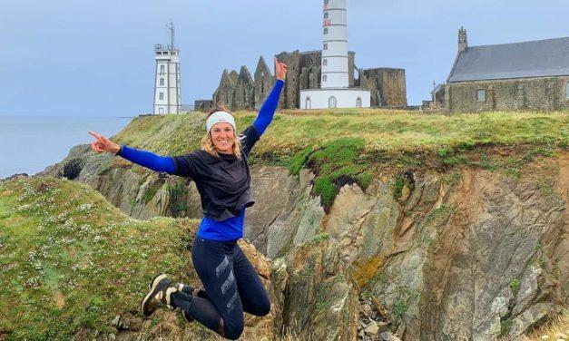 Lenaïg Corson, une athlète éco-responsable