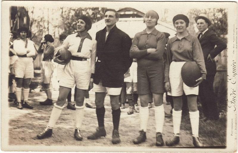 Le sport d'équipe vu par Marie Houdré, pionnière du rugby féminin