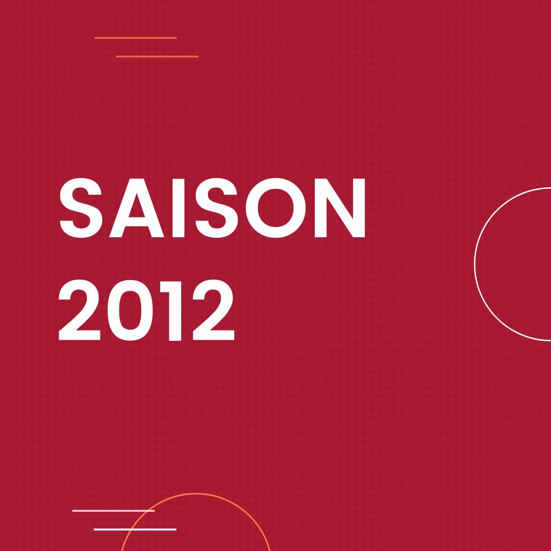 XV de France saison 2012
