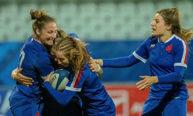 France Pays de Galles 53-00 Retour en images de cette belle victoire !