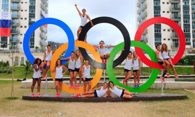L'œil des l'expertes Marjorie Mayans, Rose Thomas, Elodie Guiglion et Pauline Biscarat, Flash back : Les JO de Rio