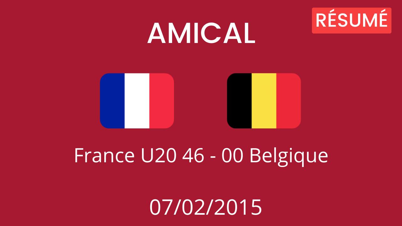 Belgique 2015