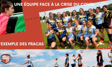 Les Fracas, une équipe de rugby face à la crise du covid